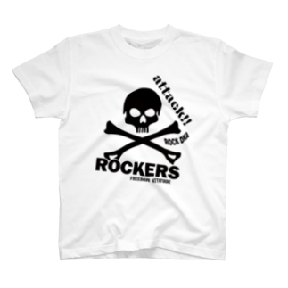 JOKERS FACTORYのROCKERS T-shirts