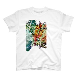 handcuffs./固執の領域 T-shirts
