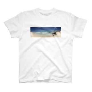 【国際支援活動】unregalo-日本の反対側の景色をおすそ分け- T-shirts