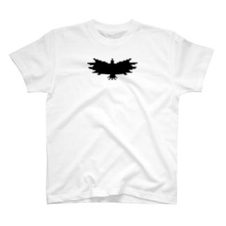 ドットクロウ T-shirts