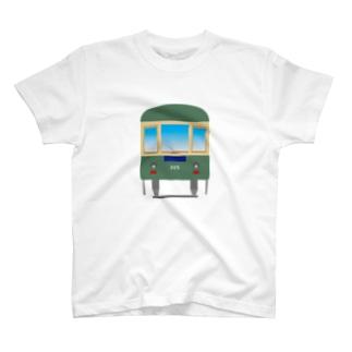 江ノ電305 T-shirts