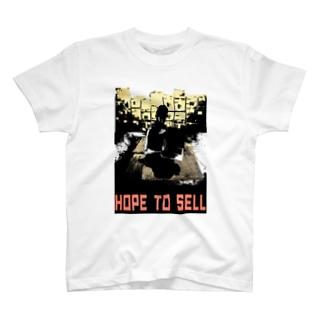 転売闇市 T-shirts