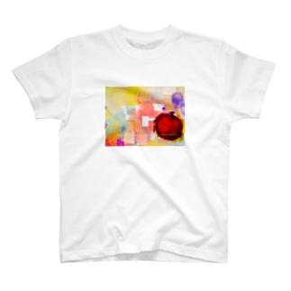 アップル T-shirts