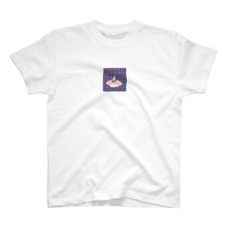 sushi girl T-shirts