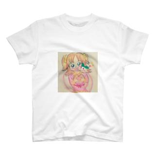 しわすとゆっきー T-shirts
