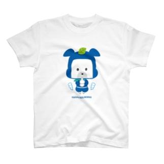忍者犬たろうくん_どろんA T-shirts