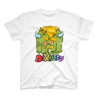 ディスヌフ T-shirts