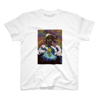 Ckira (シキラの神様の T-shirts
