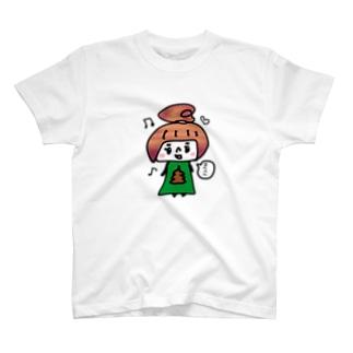 うんこちゃん T-shirts