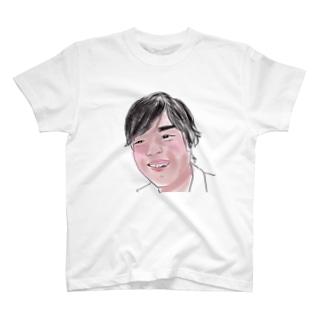 芳野友仁 T-shirts