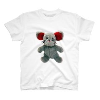 シンプル初日の出ちゃん T-shirts