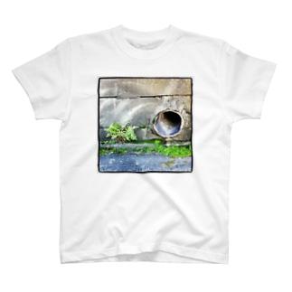 道端 T-shirts