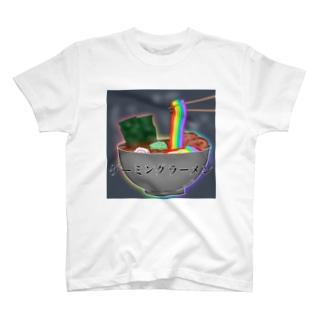 ゲーミングラーメン T-shirts