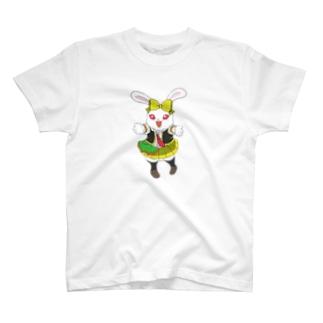 アイドルウサギちゃん T-shirts