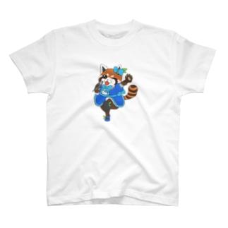 アイドルレッサーパンダちゃん T-shirts