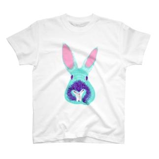 ゆめかわウサギ T-shirts
