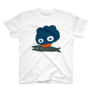 おさかなペロペロ T-shirts