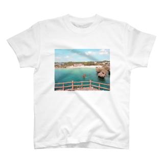 過去の旅行でのこと T-shirts