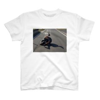 まんげシール T-shirts