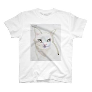 nohatenowar猫 T-shirts