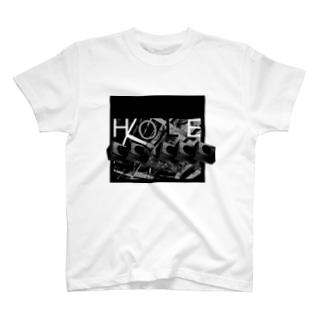 HOLE T-shirts