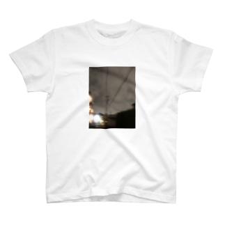 ぼやけナイト T-shirts