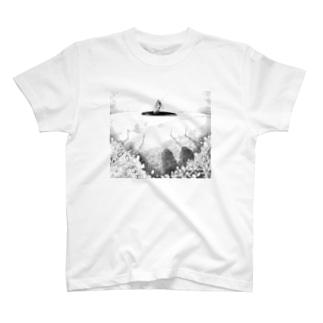 天使の孤独について T-shirts