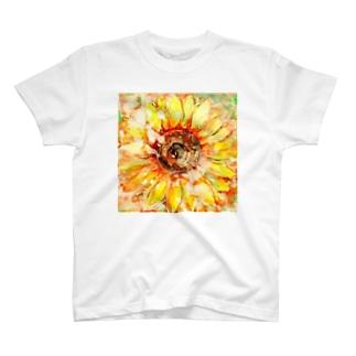 sun ぼくの太陽 T-shirts