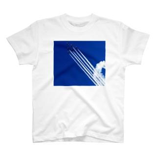 大空へGO‼️ T-shirts