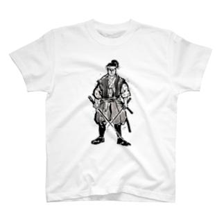 天下無双・宮本武蔵 T-shirts