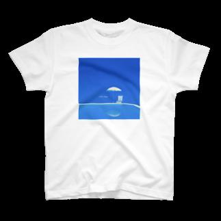 10sのslow tape T-shirts