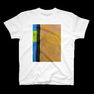 ✈オノウエ コウキのオレンジ T-shirts