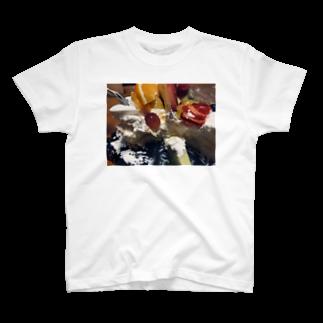 hatam.incのケーキ🎂 T-shirts