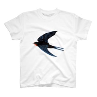 つばめ T-shirts