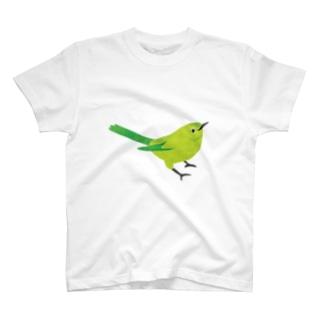 うぐいす T-shirts