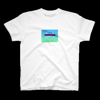 x_deathの魚介家族 T-shirts