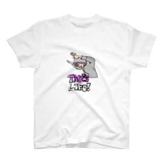 カメさんチーム☆ T-shirts