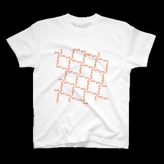 jaguchi4mのアマエビ T-shirts