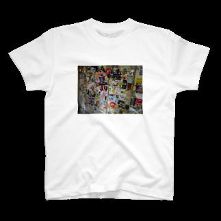 KZのShinjuku Graffiti T-shirts