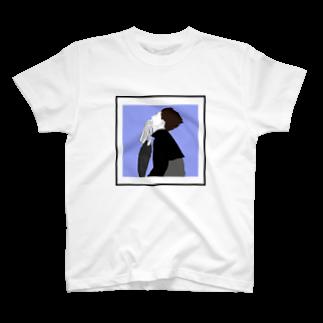 OCHIYASのtraining T-shirts