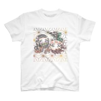 版権 鬼滅の刃 T-shirts
