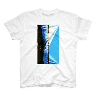 鳥海 T-shirts