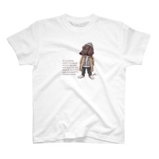 おしゃれフラット T-shirts