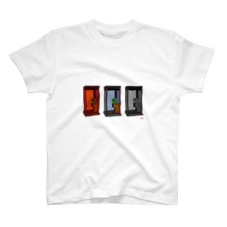 公衆電話の夢 T-shirts