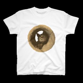 しじみ週間の遠目で見たらドーナツ T-shirts