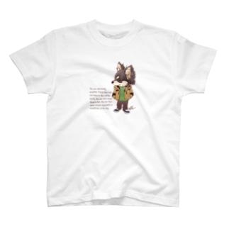 おしゃれチワワ T-shirts
