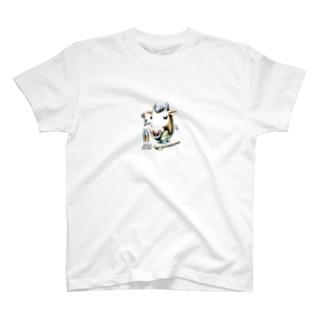 うし野家 T-shirts