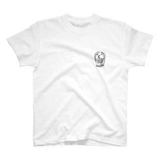 うちのアマビエ T-shirts