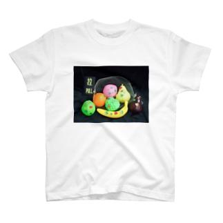 台湾フルーツ盛り合わせ T-shirts
