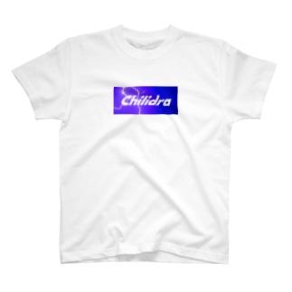 Chilidra ロゴ T-shirts